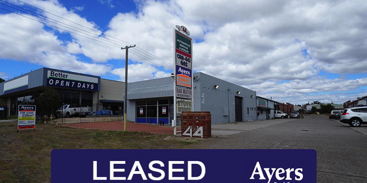 Leased - 226sqm Perfect Positioning | Office | Showroom | Warehouse