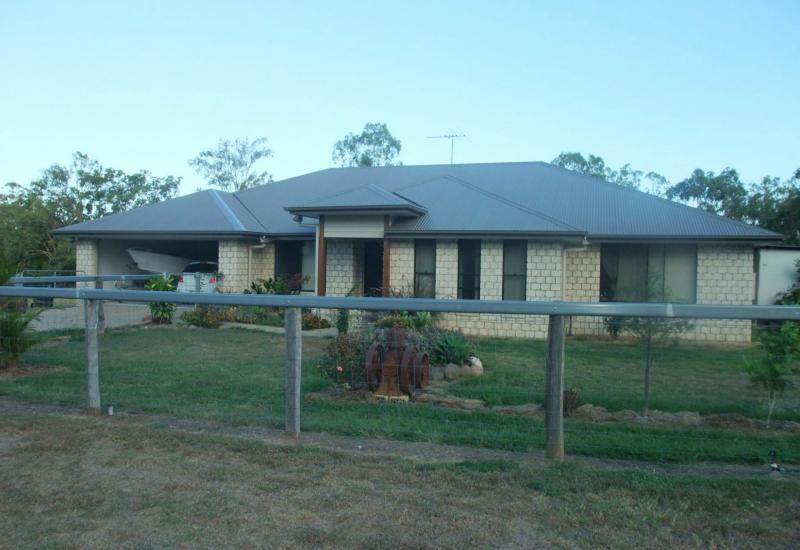 4 Bedroom Brick Home on  approx 6.5 Acres