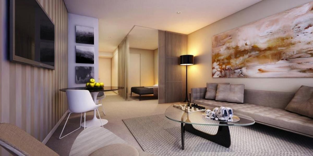 Enjoy your Christmas in this luxury apartments