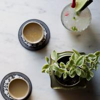 Refreshing drink Bar Chinois