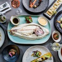 Olio main fish dish