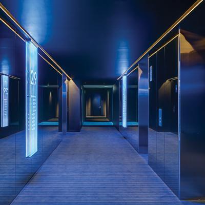 Central park lifts