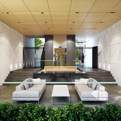 Park lane lobby