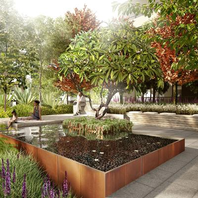 Putney hill gardens