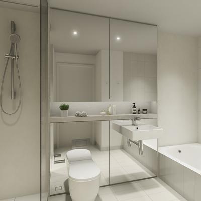 Putney Hill bathroom