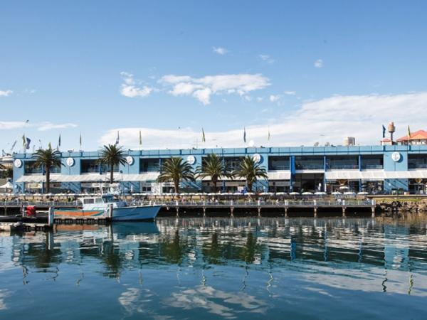 Ultimo Sydney fish markets