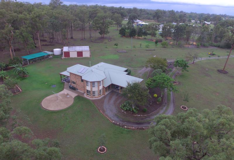 Privately Positioned Acreage