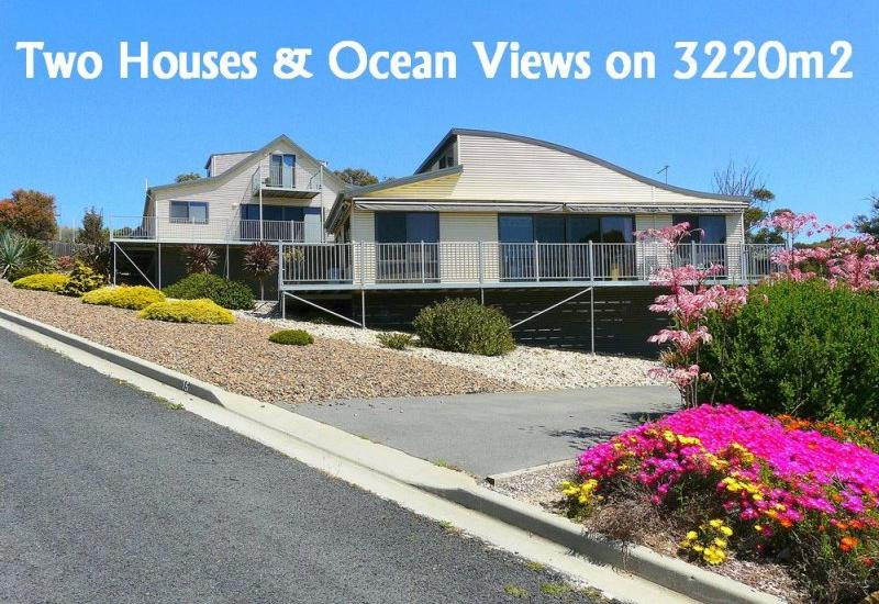 Two Immaculate Homes, Income & Ocean Views